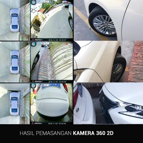 Foto Produk Hiro Kamera 360 2D dari Hiro Automotive