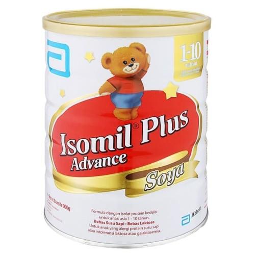 Foto Produk Isomil Plus Advance Soya 850 g (1-10 tahun) Susu Pertumbuhan dari Roket Emas