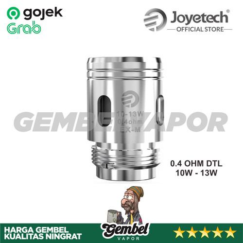 Foto Produk EXCEED GRIP COIL 0.4 OHM DTL AUTHENTIC dari Gembel Vapor