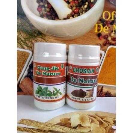 Foto Produk Paket Gho Siah Dan Gang Jie Asli dari De Nature Obat Sipilis dari Alshala De Nature