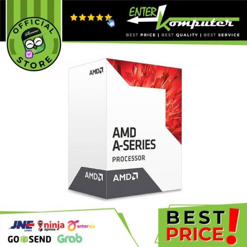Foto Produk AMD Carrizo A8-7680 (Radeon R7 Series) 3.5Ghz Socket FM2 dari Enter Komputer Official