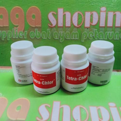 Foto Produk Tetra-chlor / obat ayam ngorok dari lagashoping