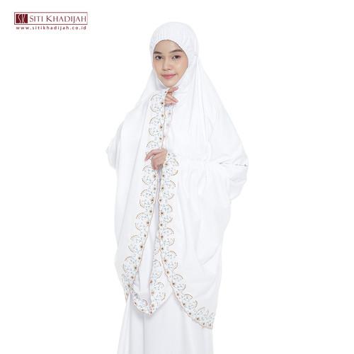 Foto Produk Mukena Siti Khadijah C PKSE Melati Gold - L dari Mukena Siti Khadijah