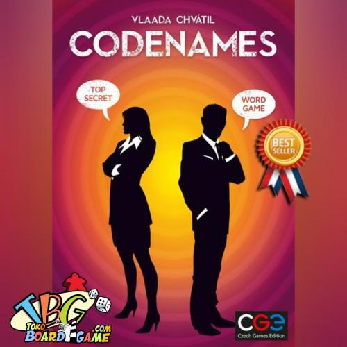 Foto Produk Codenames ( Original ) Board Game - TokoBoardGame - TBG dari Toko Board Game