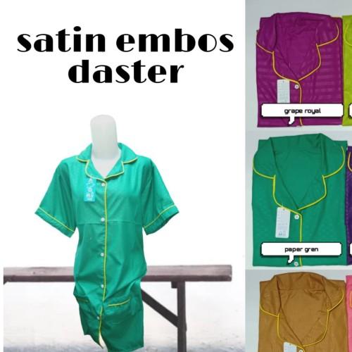 Foto Produk Daster Satin Embos / Daster Embos / piyama embos dari MR Colection Bandung