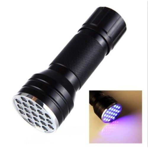 Foto Produk Senter UV Ultraviolet dengan 21 Leds dari Cheap n Fun