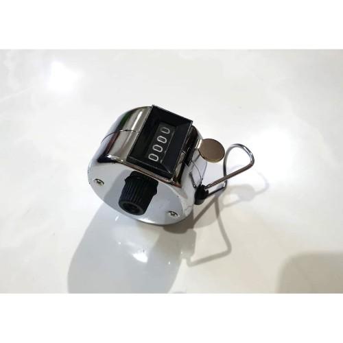 Foto Produk Hand Tally Counter Stainless ROX / Alat Penghitung Tasbih / Dzikir dari kinantisport