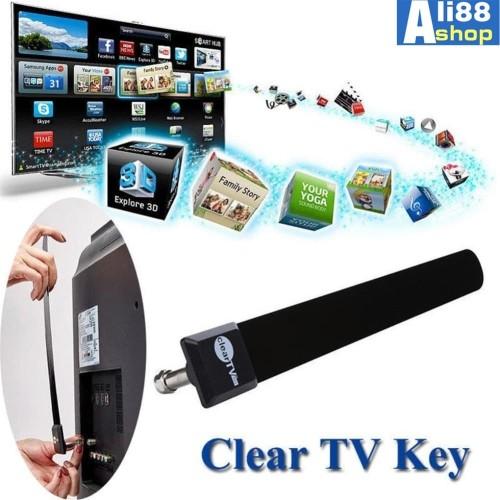 Foto Produk Antena TV indoor digital clear TV key HDTV-Full HD -Hiram dari Ali88shop