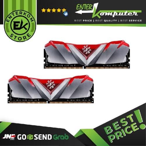 Foto Produk ADATA DDR4 XPG GAMMIX D30 PC24000 3000MHz 16GB (2X8GB) Dual Channel dari Enter Komputer Official