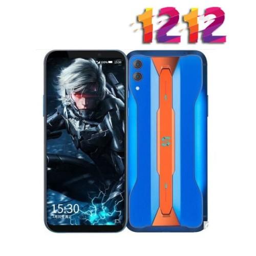 Foto Produk Blackshark 2 Pro 12GB + 128GB Black Shark Popular Blue dari JUALGADGETS