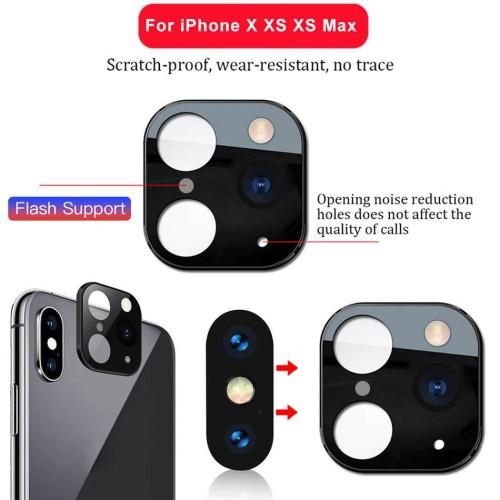 Foto Produk Fake Camera iPhone 11 Pro Max for iPhone X - XS - XS Max - Flash Ready dari Logay Accessories