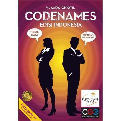Foto Produk Codenames Indonesia Board Game dari MonopolisWonder