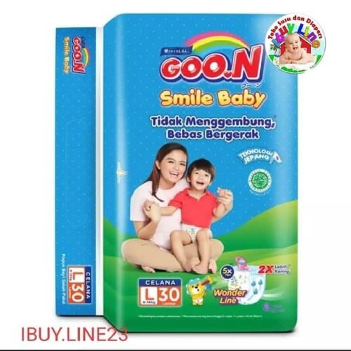 Foto Produk Goon Smile Baby Pants L.30 dari Ibuyline