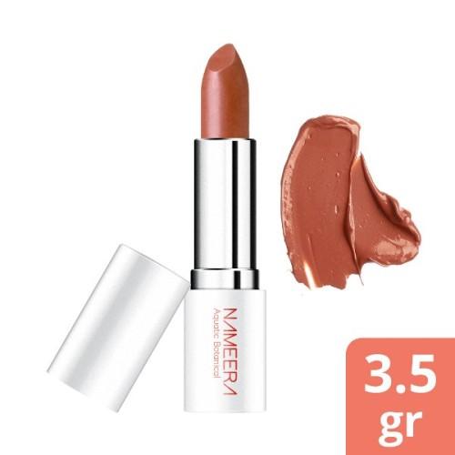 Foto Produk NAMEERA PURE GLOW MOISTURISING LIPSTICK EXOTIC BROWN 3.5 GR dari Nameera Official Store