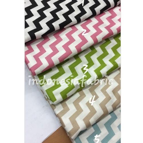 Foto Produk Kain Bahan Katun Jepang Japan Design Ori Gamis Tunik Craft motif KJ232 dari Toko Kain Grosir