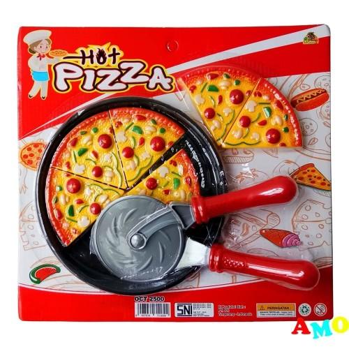 Foto Produk Mainan Anak Pizza Set OCT-2500 dari ANEKA MAINAN ONLINE