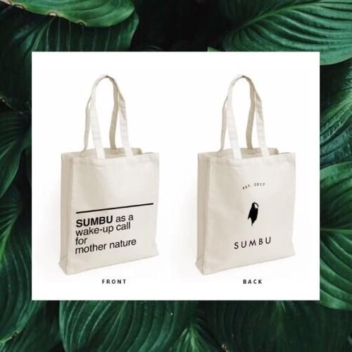 Foto Produk Wake-up call to mother nature SIGNATURE BAG dari SUMBU Official