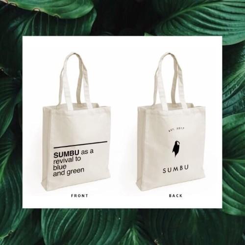 Foto Produk Revival to blue and green SIGNATURE BAG dari SUMBU Official