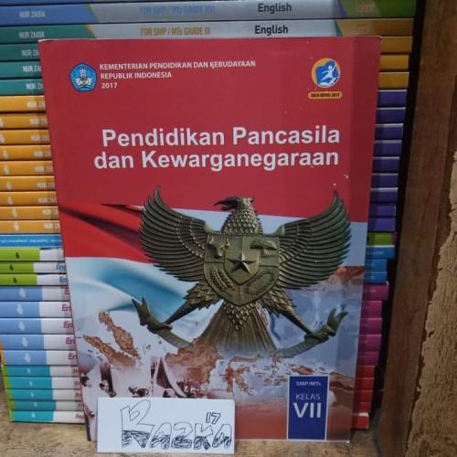 Jual Buku Smp Kelas 1 Buku Paket Pkn Kelas 7 Smp Kurikulum 2013 Jakarta Pusat Ratnahariyah Tokopedia