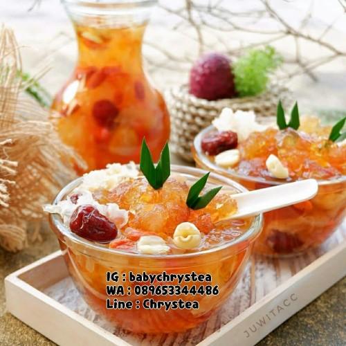 Foto Produk Paket Mini Peach Gum Dessert dari HelloBelle