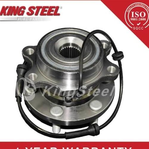 Foto Produk nissan Navara D40 YD25 D23T HUB BEARING LAHER DEPAN ABS 40202-JR70C dari Sparepart Nissan Genuine