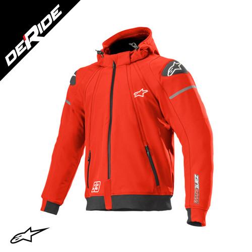 Foto Produk Jaket Alpinestars MM93 Rio Hondo Tech Shell Jacket Marquez - RED, XXL dari DeRide Official Store