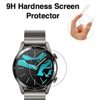 Foto Produk Hydrogel anti gores screen guard Huawei Watch GT2 46mm antigores dari Multi Store 12