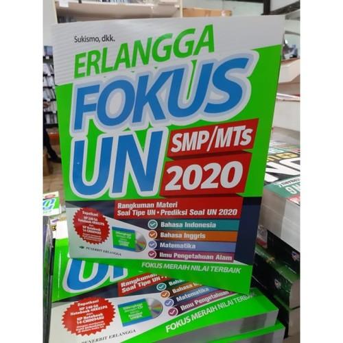 Jual Erlangga Fokus Un Smp Mts 2020 Kunci Jawaban Cd Simulasi Unbk Kota Semarang Sa Ad Tokopedia