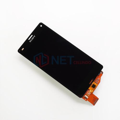 Foto Produk LCD SONY D5830 / D5803 / D5833 XPERIA Z3 MINI / COMPACT + TOUCHSCREEN - Hitam dari NET Cellindo
