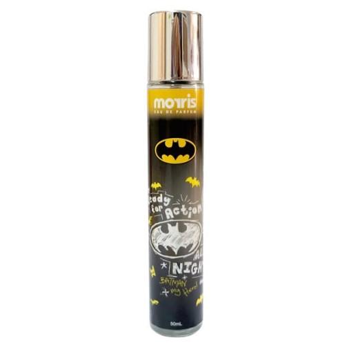 Foto Produk Morris Parfum Cowok Teen Warnerbros Edition 50ml Batman dari Morris Parfum