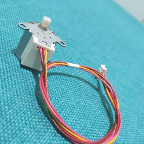 Foto Produk MOTOR SWING AC Panasonic 20BYJ46 AS PLASTIK dari erpan electric