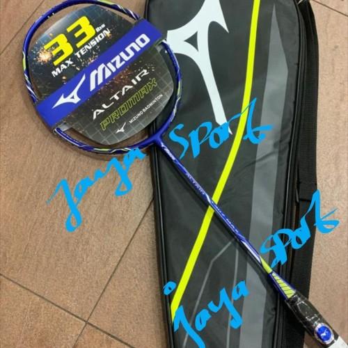 Foto Produk Raket Badminton mizuno Altair T 307 max 33 lbs dari jayasport85