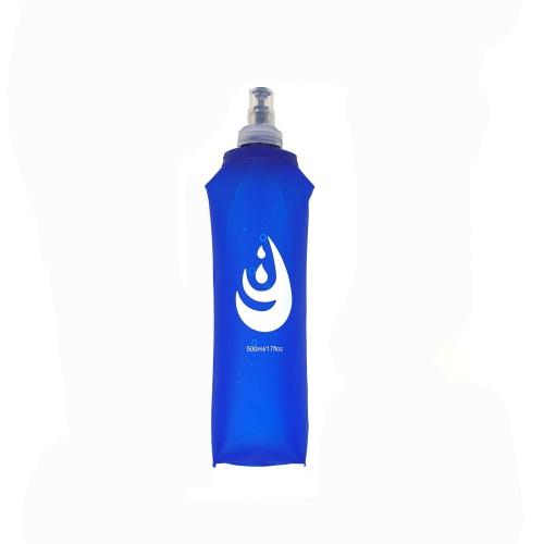 Foto Produk Soft Flask SD10 - 500ml tempat minum botol dari Aonijie Indonesia