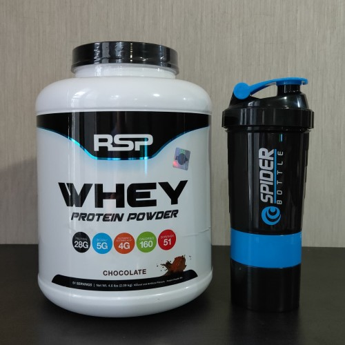 Foto Produk RSP Whey Protein 4lbs BPOM dari Solid-Store