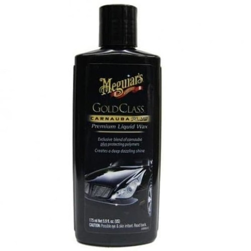Foto Produk Meguiar's Gold Class Carnauba Plus Liquid Wax 175mL dari FASTUNER
