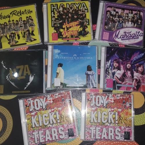 Foto Produk Wts DVD/CD single JKT48 free 3 photopack random dari bim_store