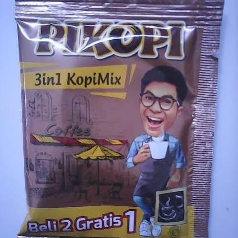 Foto Produk pikopi 3in1 kopi mix 15 sachet dari pentagon digital shop