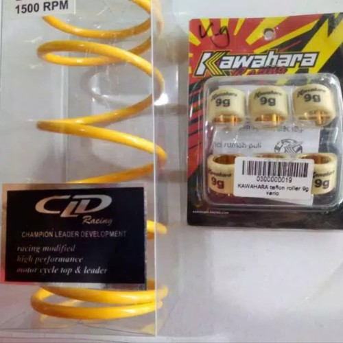 Foto Produk Per cvt roller kawahara vario 110 karbu vario 110 cw vario 110 tecno dari setia racing motor
