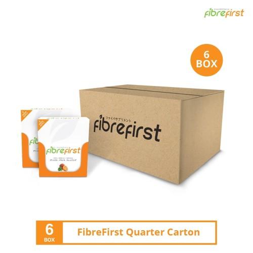 Foto Produk FibreFirst Two Weeks Quarter Carton (6 box) dari FibreFirst Official