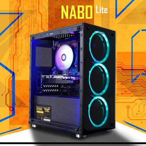 Foto Produk PC GAMING | i7-3770 | GT1030 | 8GB | SSD | DESAIN GAMING BUDGET (NL) - PC dari IMBA PC