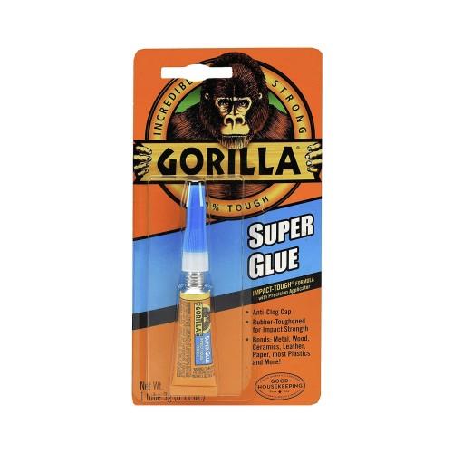 Foto Produk GORILLA Super Glue 3gr Tube dari Dreamshop