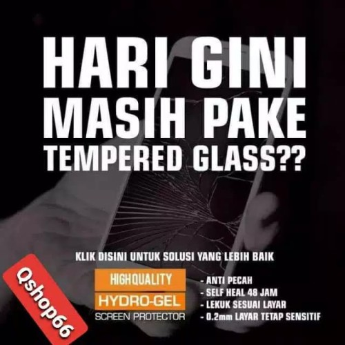 Foto Produk HYDROGEL IPHONE 6 / 6S SCREEN PROTECTOR dari Qshop66