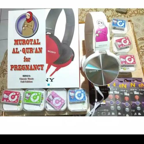 Foto Produk headset ibu hamil music murotal dan clasik baik untuk bumil bellybud dari MASTER TOKOPEDIA