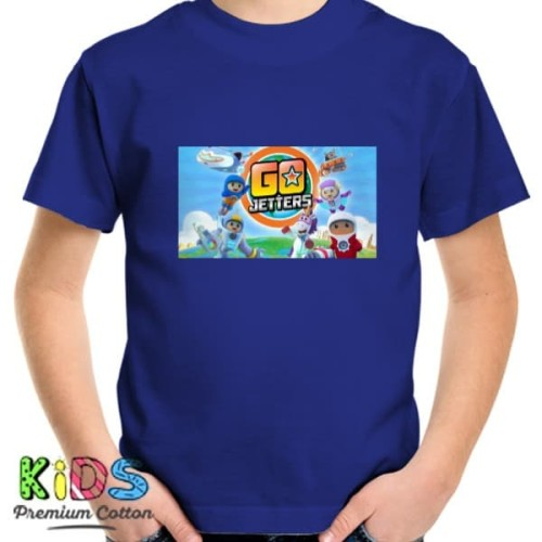 Foto Produk Go Jetters tee Blue dari ABClothing Co
