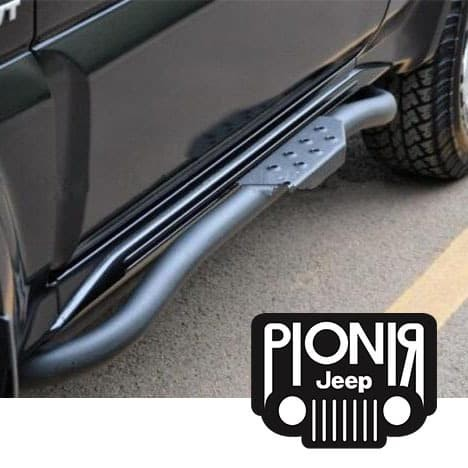 Foto Produk Side Step All New Jimny 2019 Pijakan Kaki Running Board Jimny Baru dari PIONIR JEEP