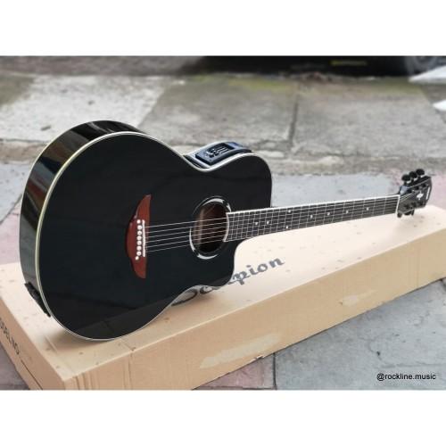 Foto Produk Gitar Akustik elektrik Apx500ii LCD Tuner dari Rock Line Music Bandung