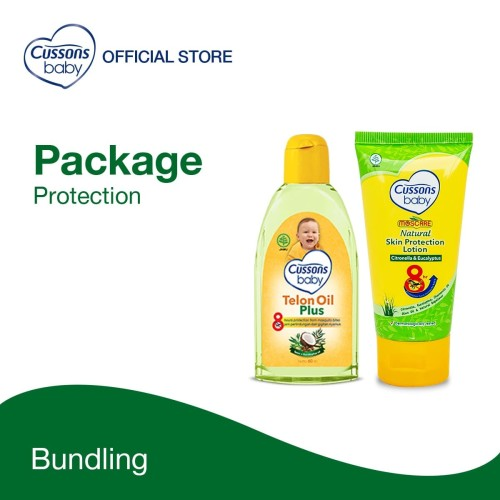 Foto Produk Cussons Baby Protection Pack dari Cussons Official Store