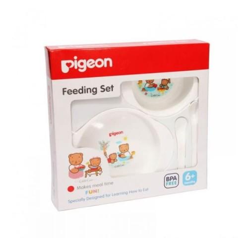 Foto Produk Pigeon Feeding Set Mini D 327 dari Bebimart Babyshop