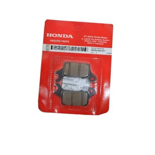 Foto Produk Pad Set FR Brake -New Vario 150 eSP K59J 06455K59A71 dari Honda Cengkareng