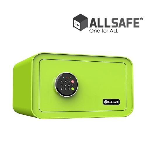 Foto Produk Brangkas ALLSAFE AS-ES 23 Green (size H 23CM X W 43CM X D 35 CM) dari Biru International